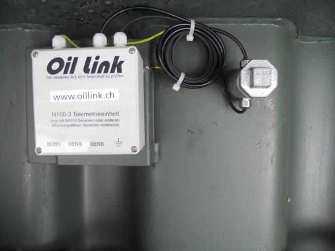 Weitere Beispieloptionen zur Ausrüstung: Elektromotor E80/E120 230V, Schlauchaufroller, Wasserfilter 75l oder 150l/min, MC Box Tankautomat mit Fahrzeugschlüssel und Oil Link Füllstandanzeige per GSM.